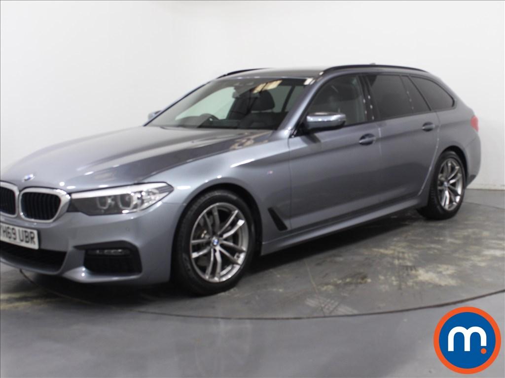 BMW 5 Series M Sport - Stock Number 1110894 Passenger side front corner