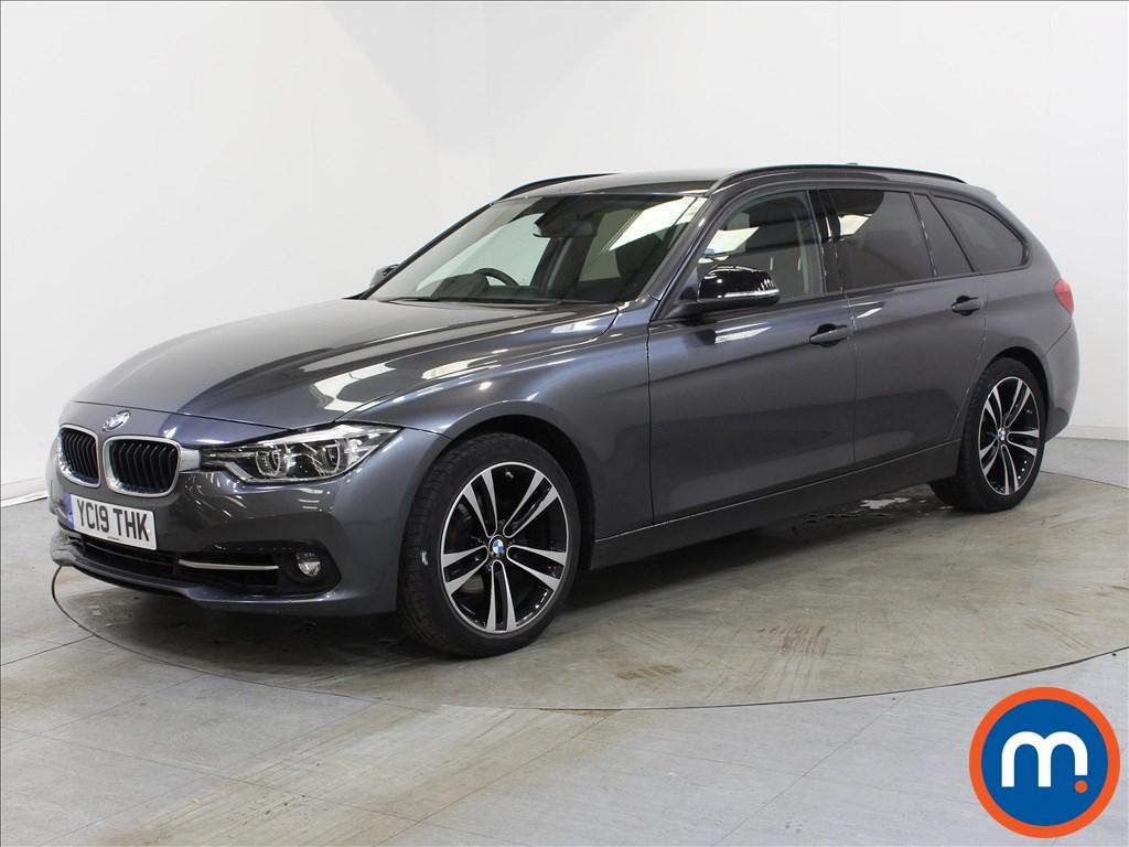 BMW 3 Series Sport - Stock Number 1104925 Passenger side front corner