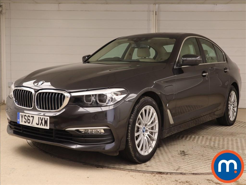 BMW 5 Series SE - Stock Number 1110515 Passenger side front corner