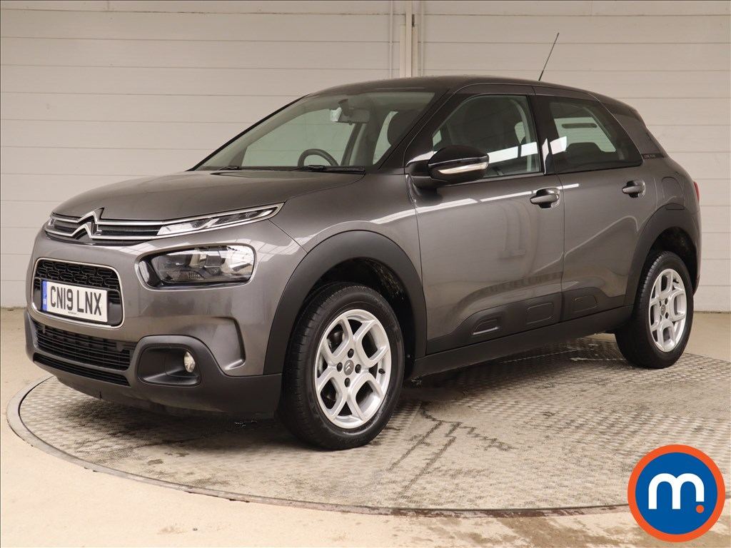 Citroen C4 Cactus Feel - Stock Number 1110936 Passenger side front corner
