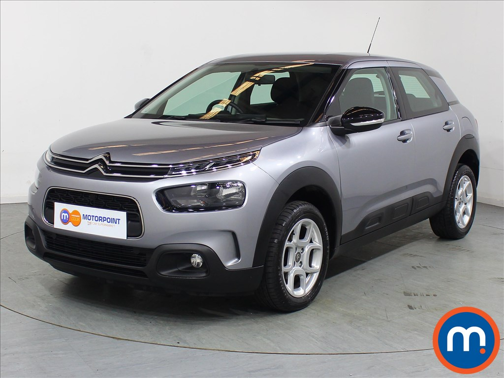 Citroen C4 Cactus Feel - Stock Number 1110988 Passenger side front corner