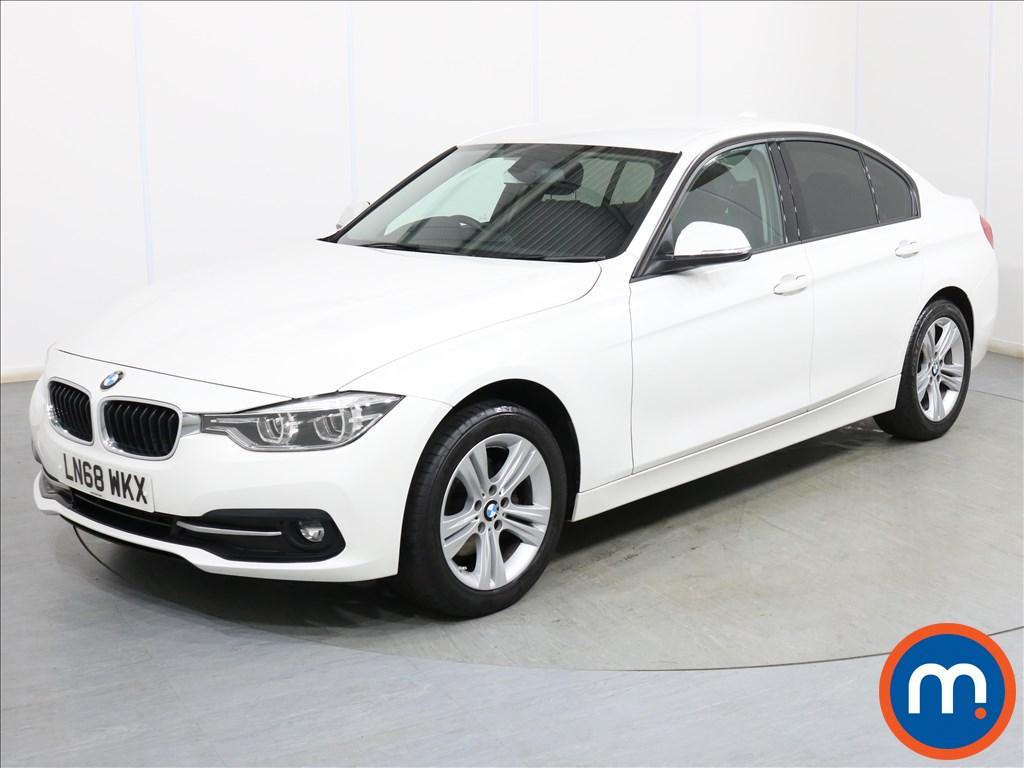 BMW 3 Series Sport - Stock Number 1113943 Passenger side front corner