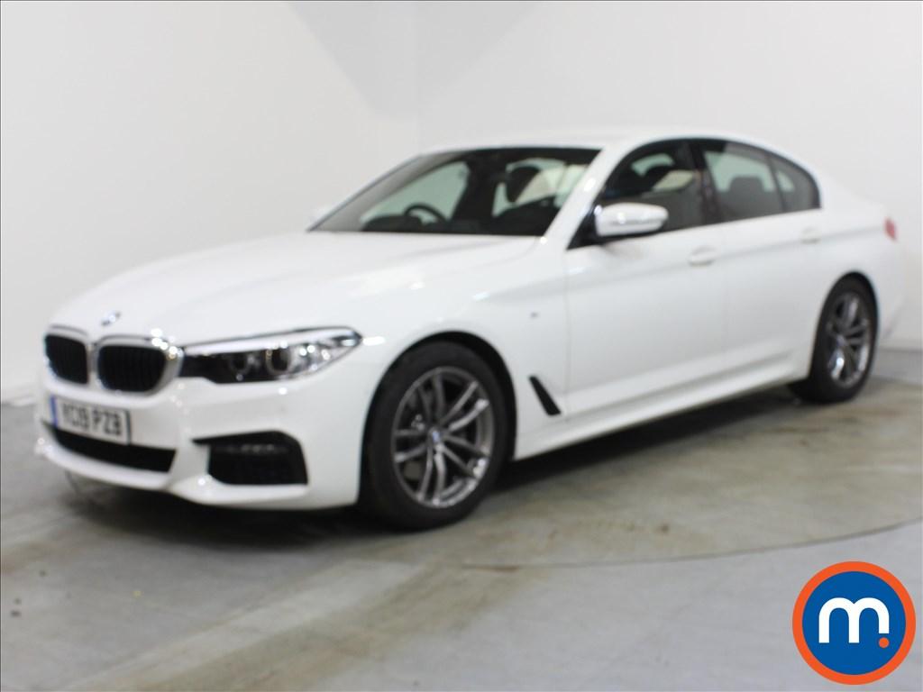 BMW 5 Series M Sport - Stock Number 1110200 Passenger side front corner