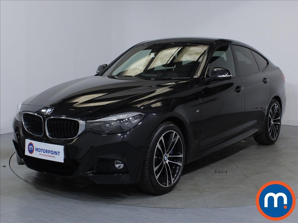 BMW 3 Series M Sport - Stock Number 1111846 Passenger side front corner
