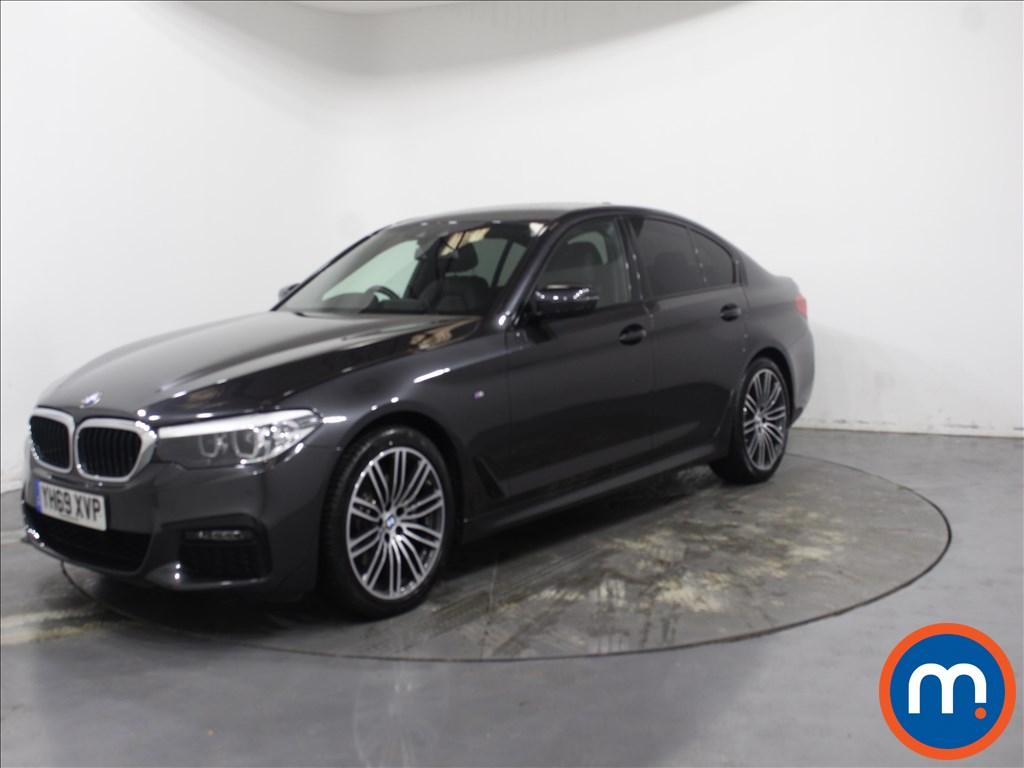 BMW 5 Series M Sport - Stock Number 1107972 Passenger side front corner