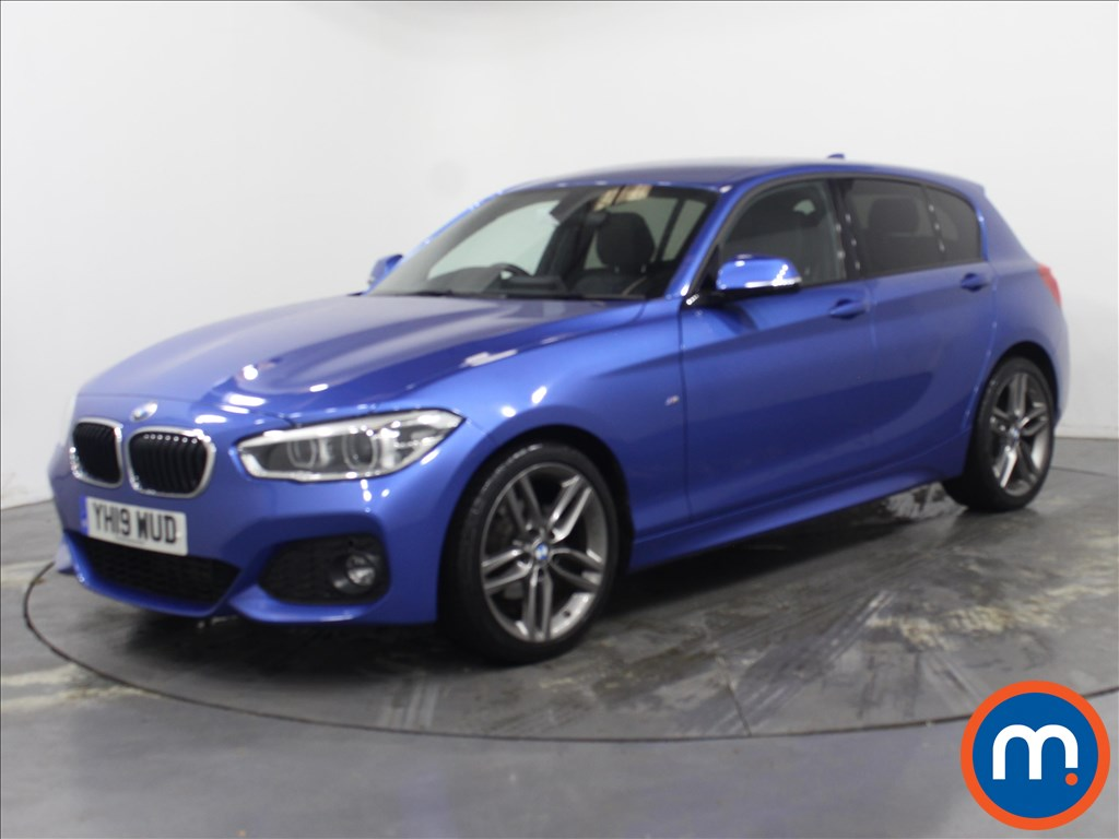BMW 1 Series M Sport - Stock Number 1109721 Passenger side front corner