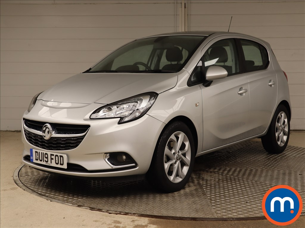 Vauxhall Corsa SRi Nav - Stock Number 1109842 Passenger side front corner