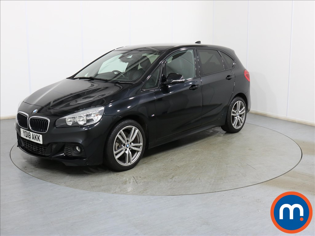 BMW 2 Series M Sport - Stock Number 1107181 Passenger side front corner