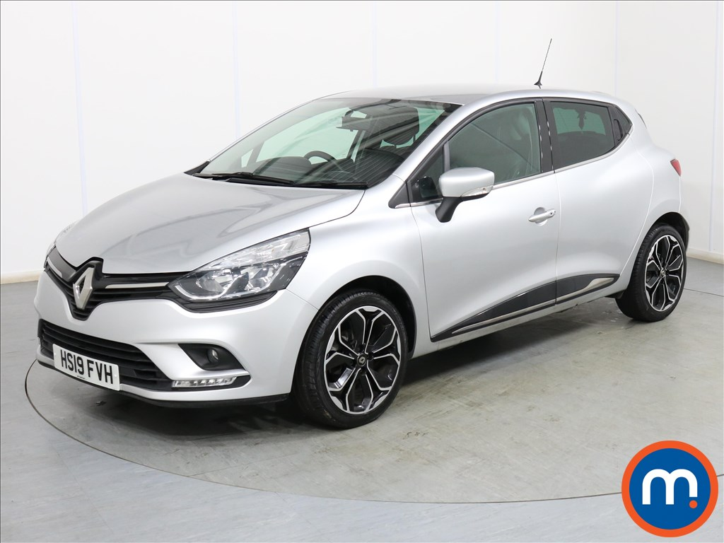 Renault Clio Iconic - Stock Number 1110681 Passenger side front corner