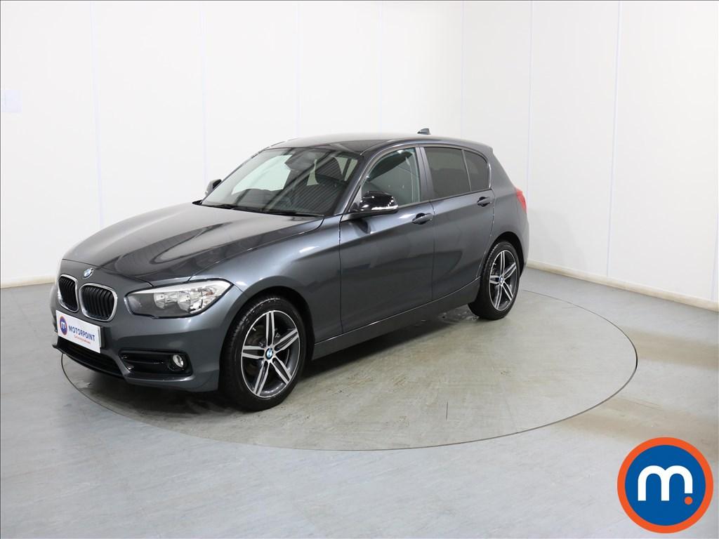 BMW 1 Series Sport - Stock Number 1095142 Passenger side front corner