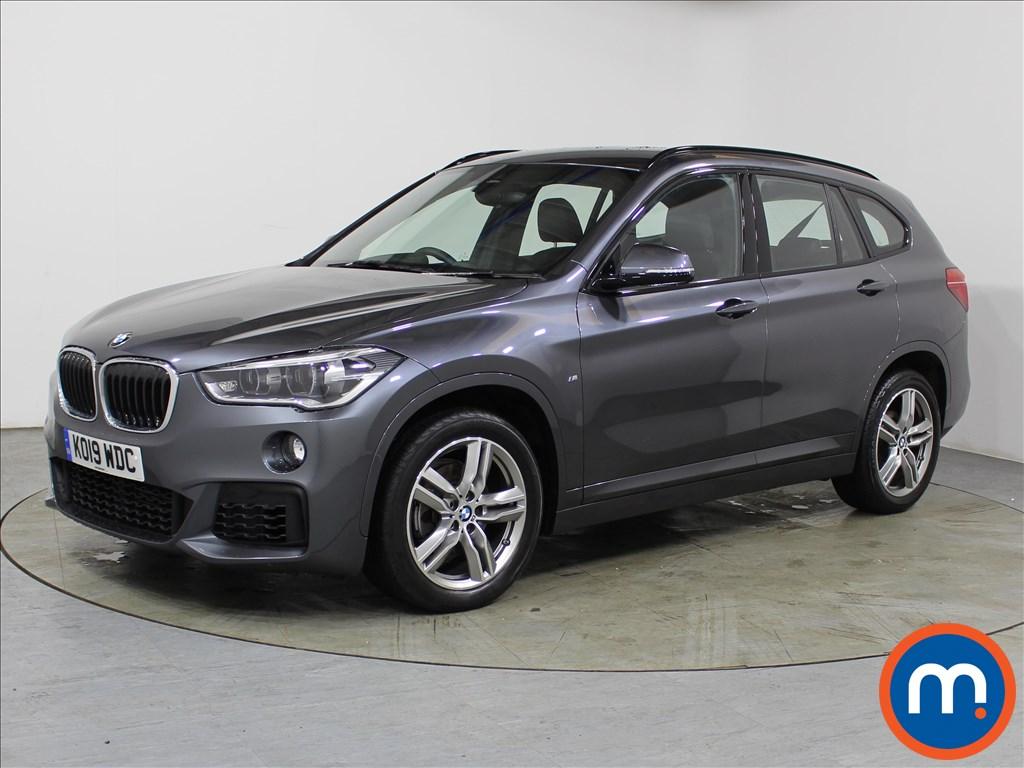 BMW X1 M Sport - Stock Number 1108859 Passenger side front corner