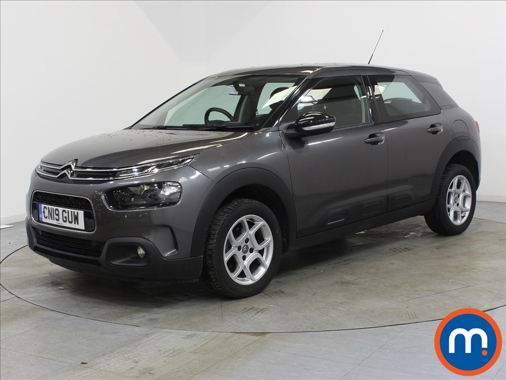 Citroen C4 Cactus Feel - Stock Number 1110918 Passenger side front corner