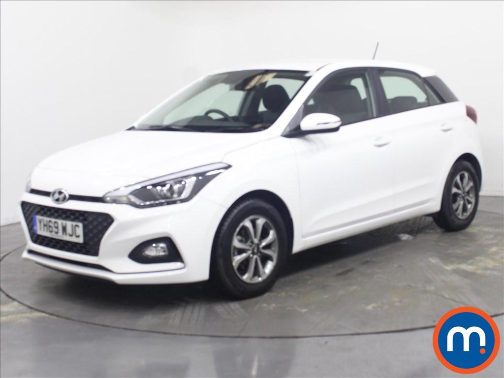 Hyundai I20 SE - Stock Number 1102990 Passenger side front corner
