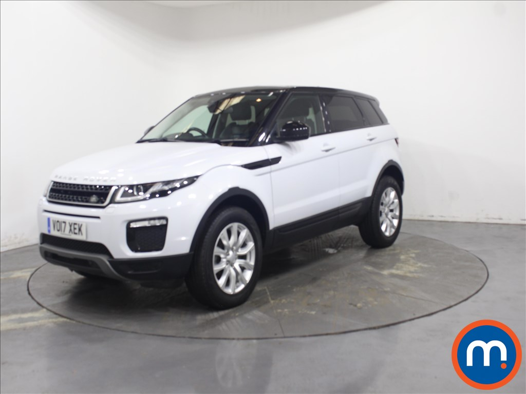 Land Rover Range Rover Evoque SE Tech - Stock Number 1104567 Passenger side front corner