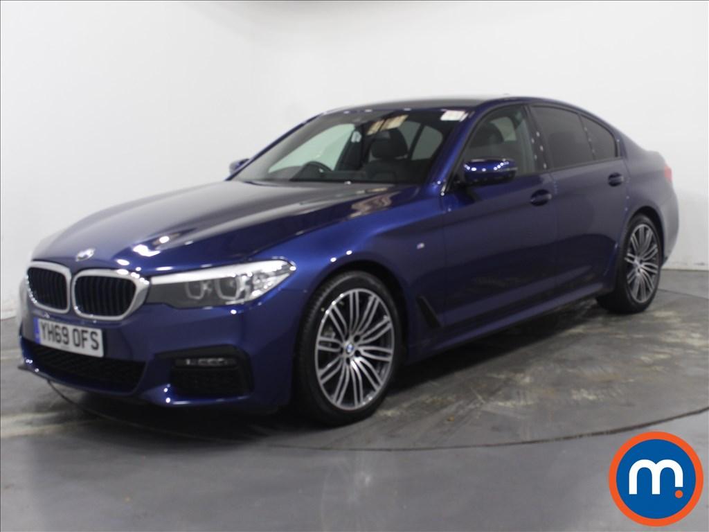BMW 5 Series M Sport - Stock Number 1102484 Passenger side front corner