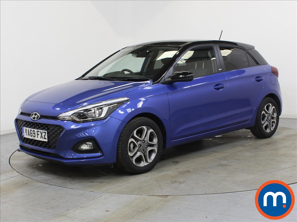 Hyundai I20 Play - Stock Number 1105830 Passenger side front corner