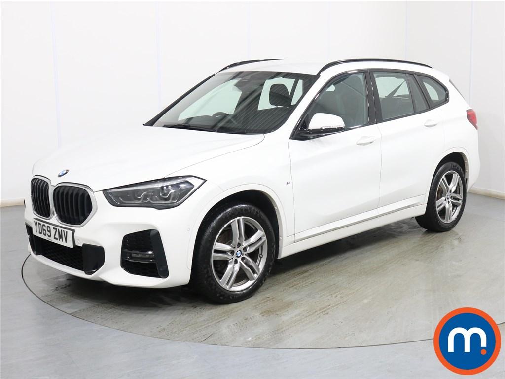 BMW X1 M Sport - Stock Number 1108103 Passenger side front corner