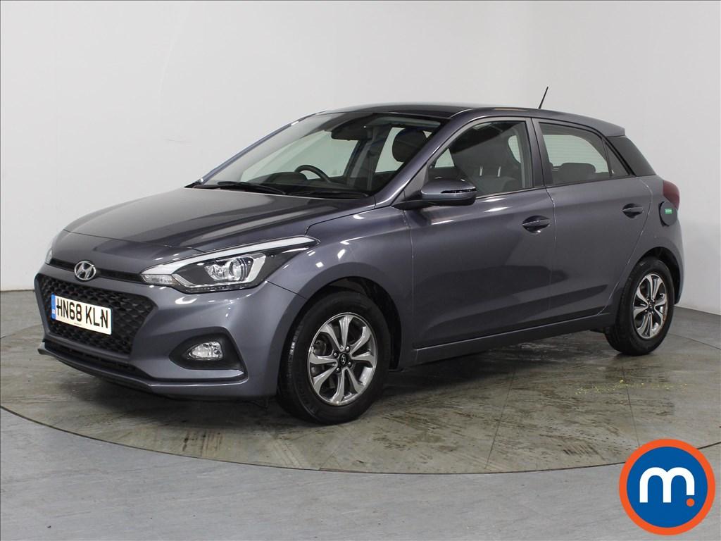Hyundai I20 SE - Stock Number 1108175 Passenger side front corner