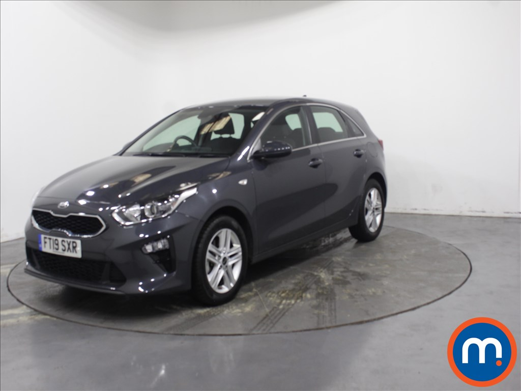 KIA Ceed 2 - Stock Number 1110657 Passenger side front corner