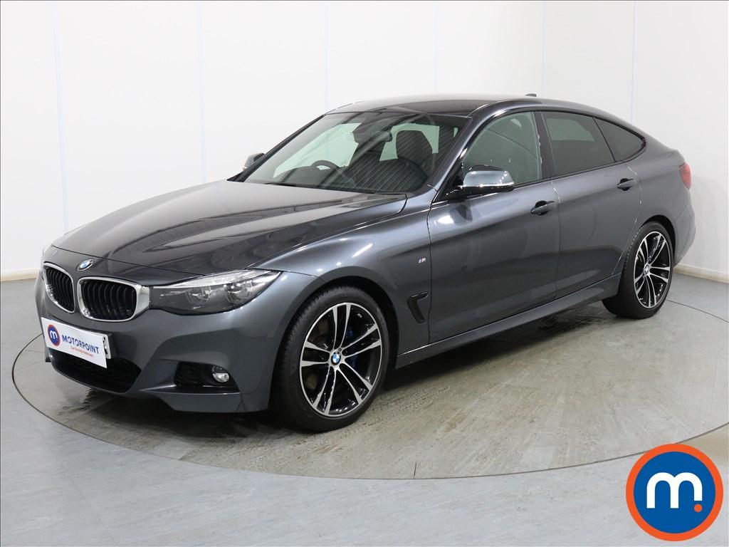 BMW 3 Series M Sport - Stock Number 1111845 Passenger side front corner
