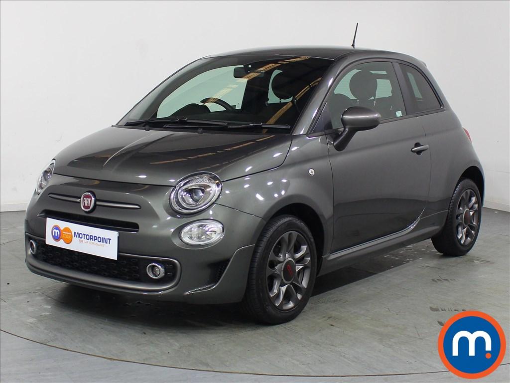 Fiat 500 S - Stock Number 1105979 Passenger side front corner