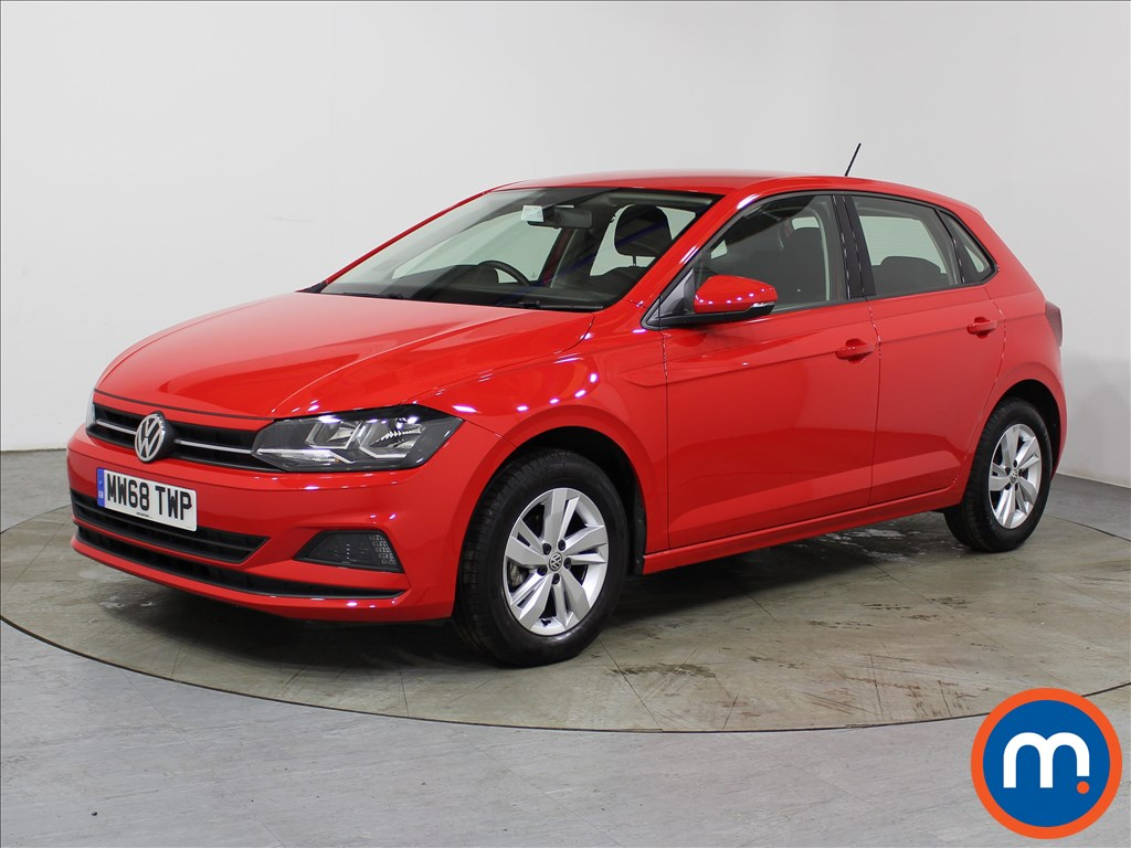 Volkswagen Polo SE - Stock Number 1112896 Passenger side front corner
