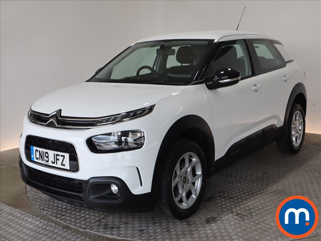 Citroen C4 Cactus Feel - Stock Number 1110946 Passenger side front corner