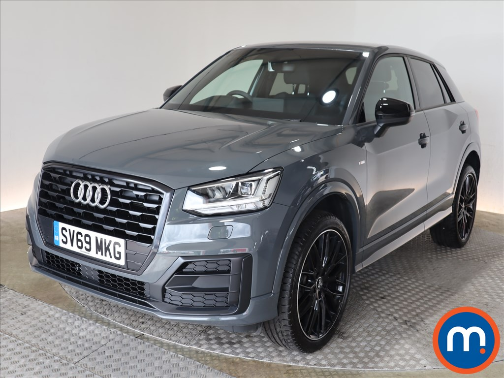 Audi Q2 Black Edition - Stock Number 1108132 Passenger side front corner