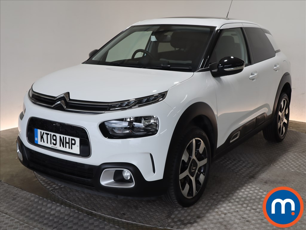 Citroen C4 Cactus Flair - Stock Number 1108793 Passenger side front corner