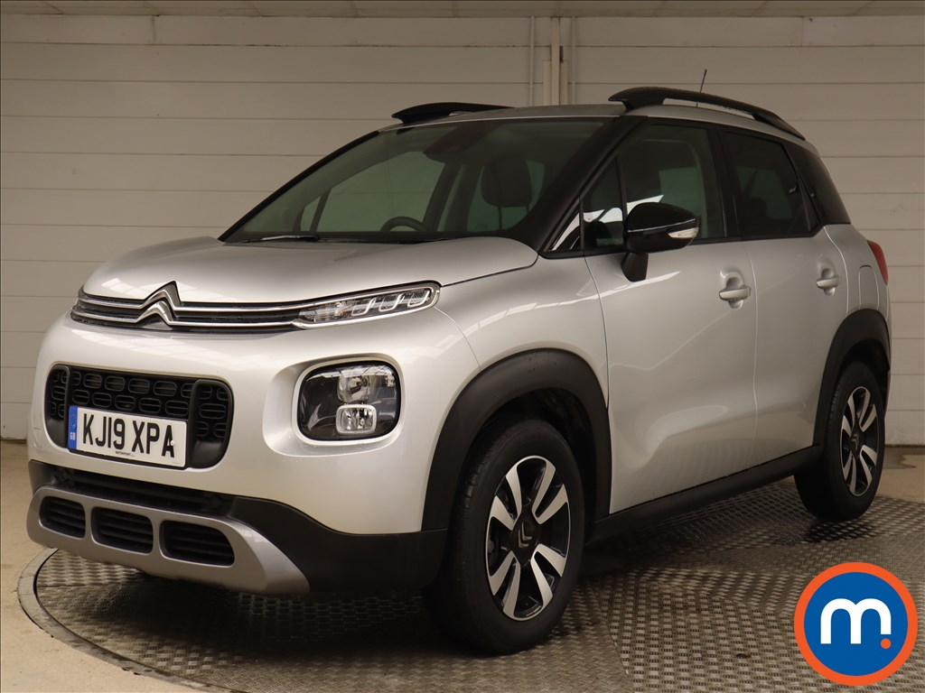 Citroen C3 Aircross Feel - Stock Number 1109758 Passenger side front corner