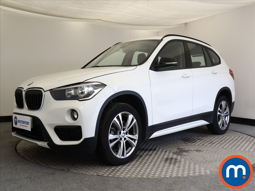 BMW X1 Sport - Stock Number 1109355 Passenger side front corner