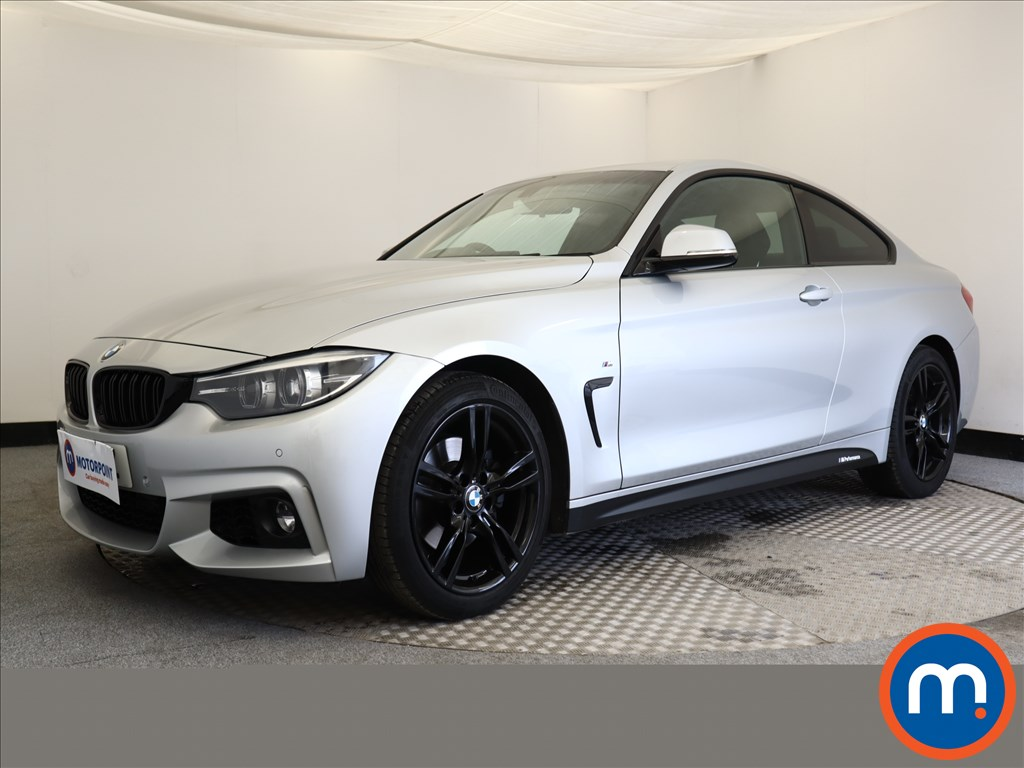 BMW 4 Series M Sport - Stock Number 1113182 Passenger side front corner