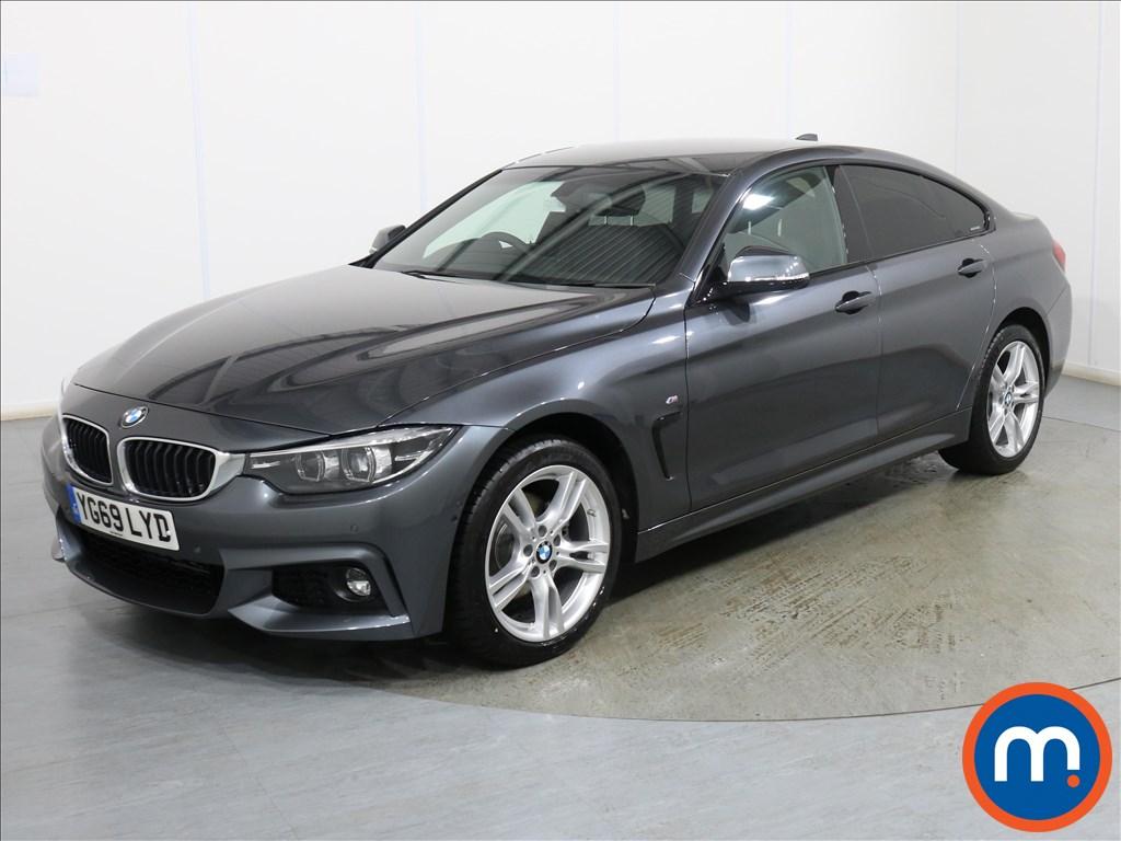 BMW 4 Series M Sport - Stock Number 1106792 Passenger side front corner