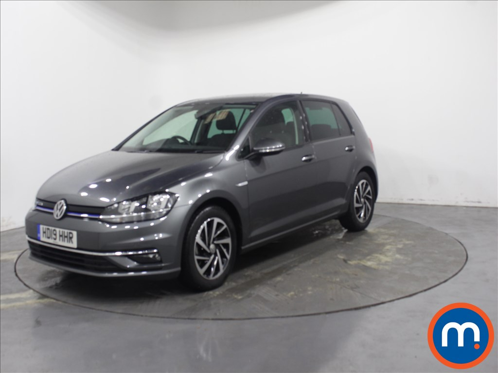Volkswagen Golf Match - Stock Number 1107780 Passenger side front corner