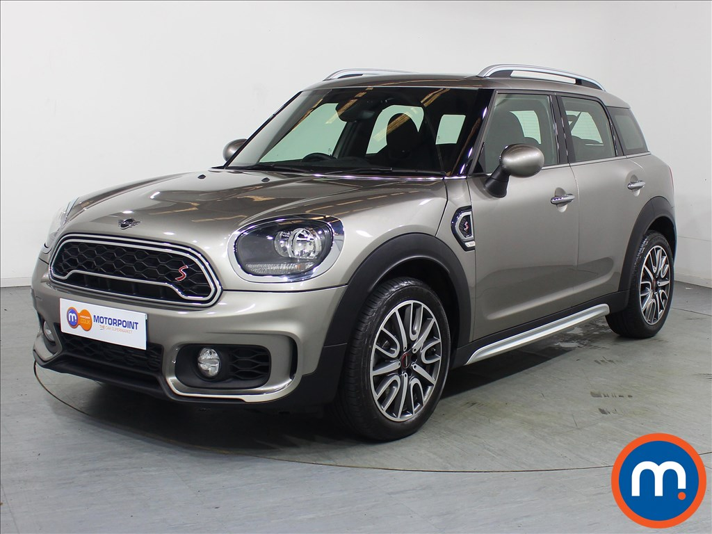 Mini Countryman Cooper S Sport - Stock Number 1112459 Passenger side front corner