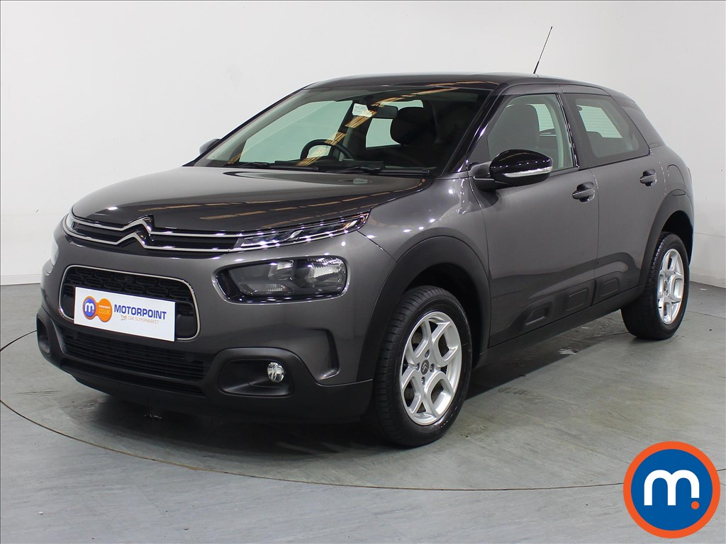 Citroen C4 Cactus Feel - Stock Number 1111042 Passenger side front corner