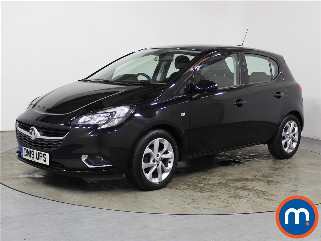 Vauxhall Corsa SRi Nav - Stock Number 1112611 Passenger side front corner