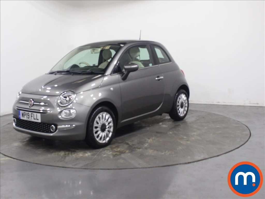 Fiat 500 Lounge - Stock Number 1108869 Passenger side front corner