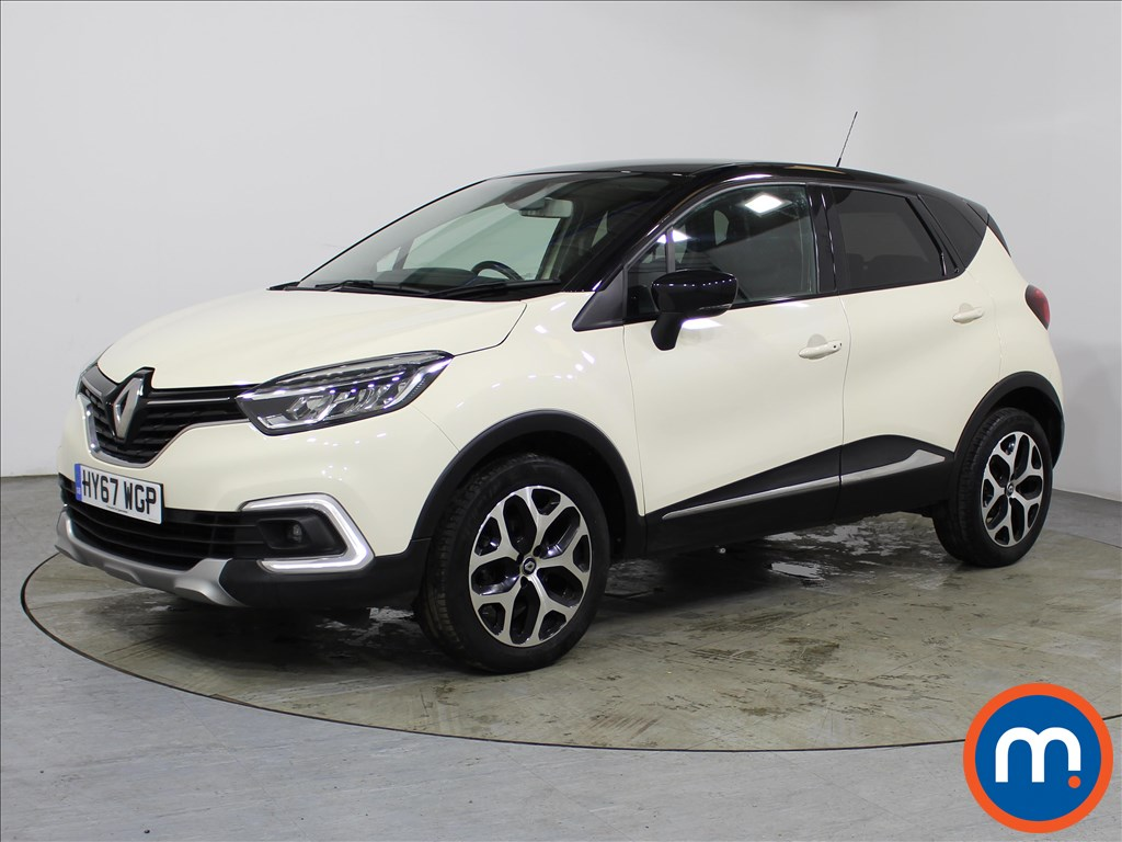 Renault Captur Dynamique S Nav - Stock Number 1111517 Passenger side front corner