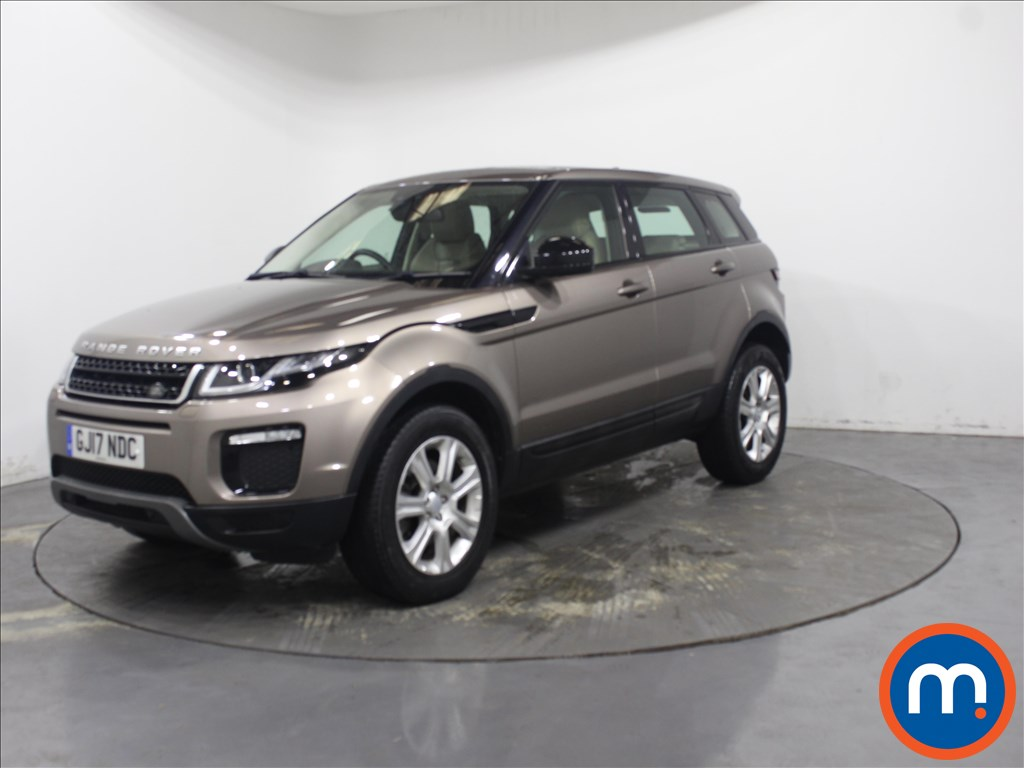 Land Rover Range Rover Evoque SE Tech - Stock Number 1107296 Passenger side front corner