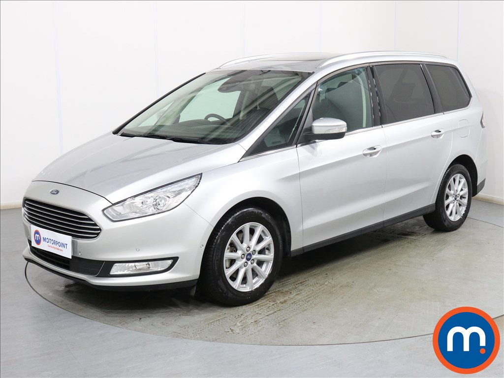 Ford Galaxy Titanium X - Stock Number 1099619 Passenger side front corner