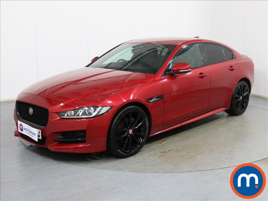 Jaguar XE R-Sport Black Edition - Stock Number 1108014 Passenger side front corner