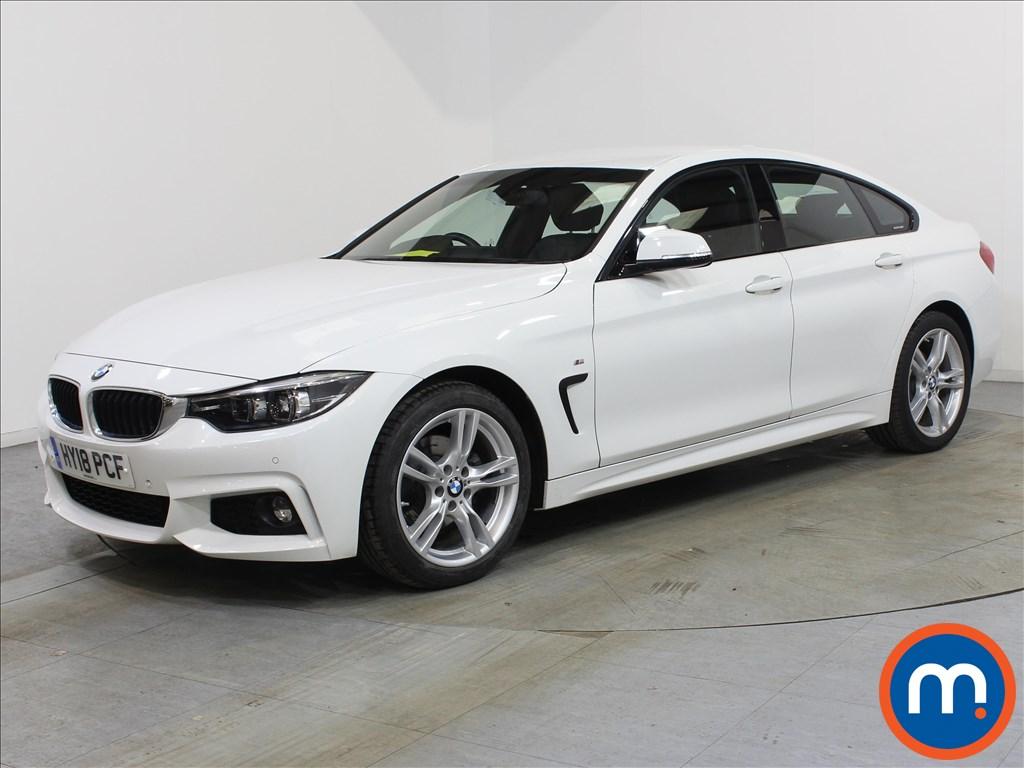 BMW 4 Series M Sport - Stock Number 1111140 Passenger side front corner