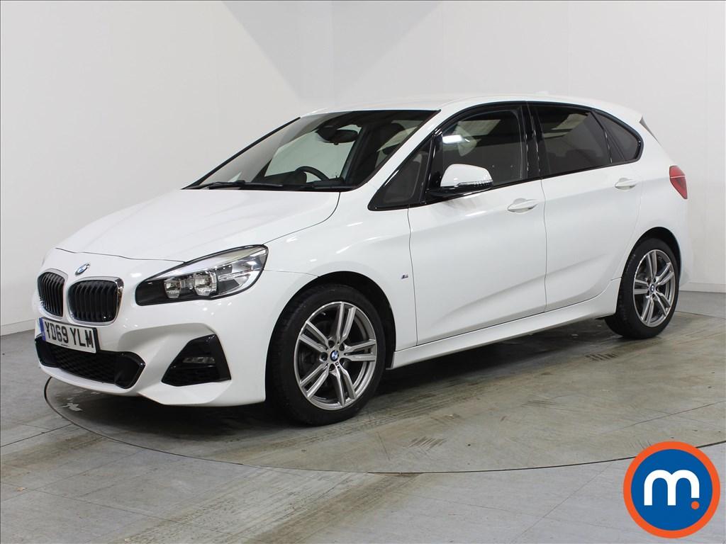 BMW 2 Series M Sport - Stock Number 1112281 Passenger side front corner