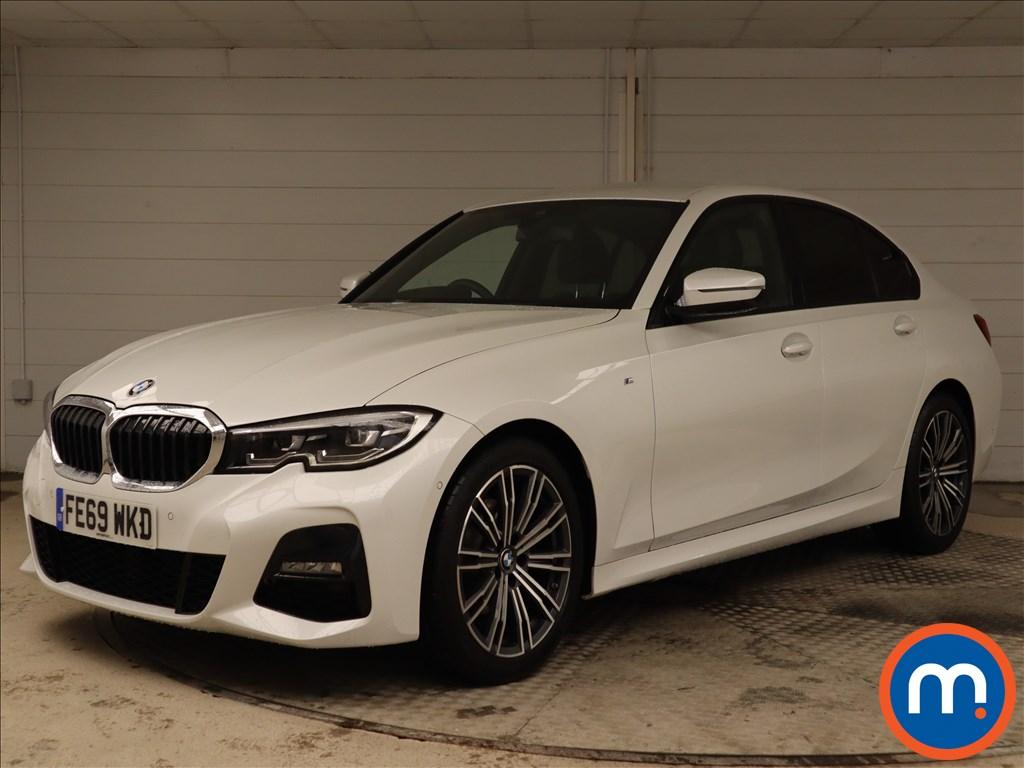 BMW 3 Series M Sport - Stock Number 1112600 Passenger side front corner