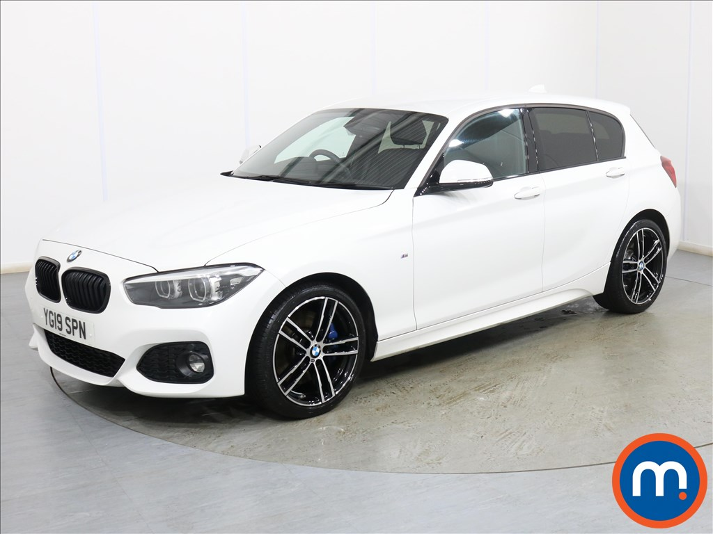 BMW 1 Series M Sport Shadow Edition - Stock Number 1104516 Passenger side front corner