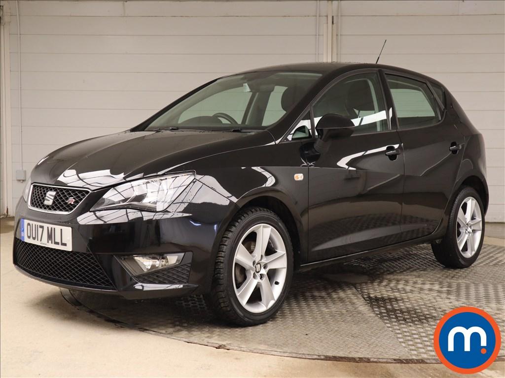 Seat Ibiza FR Technology - Stock Number 1107944 Passenger side front corner