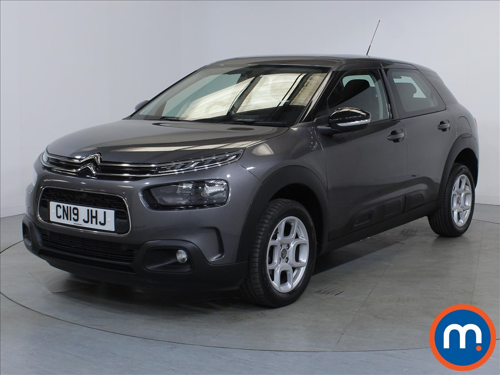 Citroen C4 Cactus Feel - Stock Number 1110914 Passenger side front corner