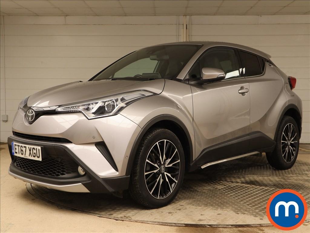 Toyota C-Hr Excel - Stock Number 1111283 Passenger side front corner