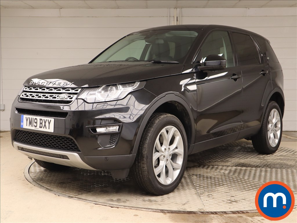 Land Rover Discovery Sport HSE - Stock Number 1106834 Passenger side front corner